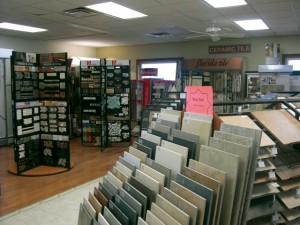 Mattson's Flooring Showroom